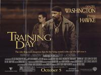 Training Day - 43 x 62 Movie Poster - Bus Shelter Style C
