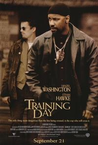 Training Day - 11 x 17 Movie Poster - Style A - Double Sided