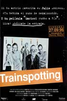 Trainspotting - 43 x 62 Movie Poster - Spanish Style A