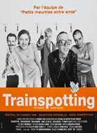 Trainspotting - 11 x 17 Movie Poster - French Style B