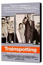 Trainspotting - 27 x 40 Movie Poster - Style A - Museum Wrapped Canvas