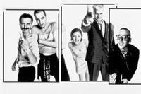 Trainspotting - 8 x 10 B&W Photo #1