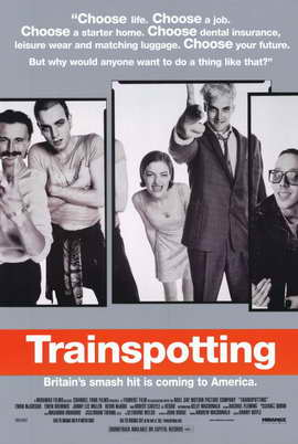 Trainspotting - 11 x 17 Movie Poster - Style A