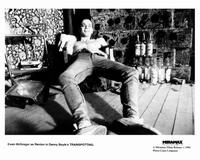 Trainspotting - 8 x 10 B&W Photo #2
