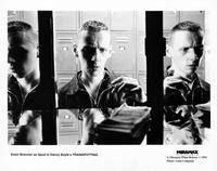 Trainspotting - 8 x 10 B&W Photo #4
