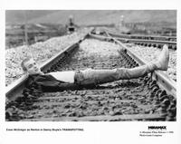 Trainspotting - 8 x 10 B&W Photo #5