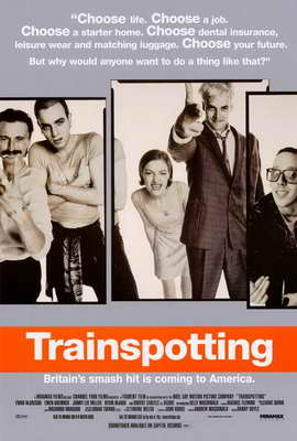 Trainspotting - 27 x 40 Movie Poster