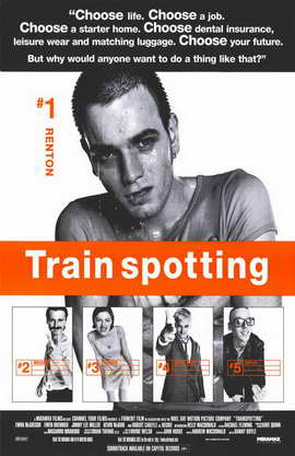 Trainspotting - 11 x 17 Movie Poster - Style C