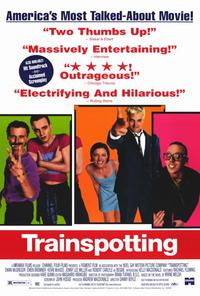 Trainspotting - 27 x 40 Movie Poster - Style C