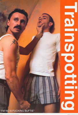 Trainspotting - 11 x 17 Movie Poster - Style D