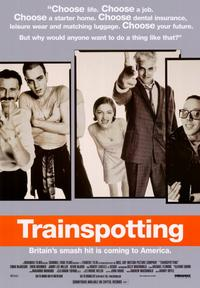 Trainspotting - 43 x 62 Movie Poster - Bus Shelter Style A