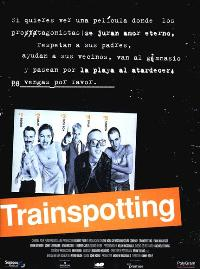 Trainspotting - 27 x 40 Movie Poster - Spanish Style A