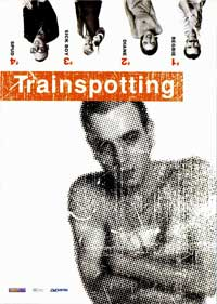 Trainspotting - 27 x 40 Movie Poster - UK Style A