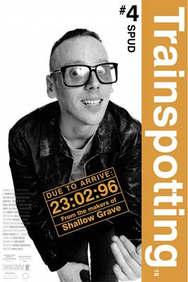 Trainspotting - 11 x 17 Movie Poster - Style J