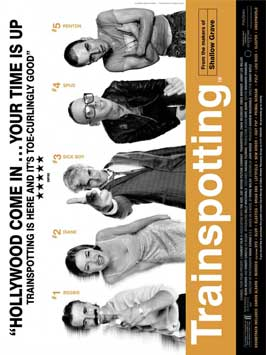 Trainspotting - 11 x 17 Movie Poster - Style K