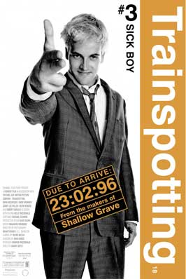 Trainspotting - 11 x 17 Movie Poster - Style L
