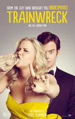 """Trainwreck"" Movie Poster"