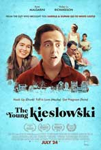 """The Young Kieslowski"" Movie Poster"