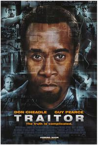 Traitor - 43 x 62 Movie Poster - Bus Shelter Style A