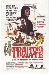 Traitors Gate - 27 x 40 Movie Poster - Style A