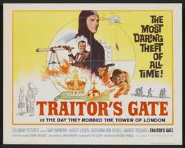 Traitors Gate - 11 x 14 Movie Poster - Style A