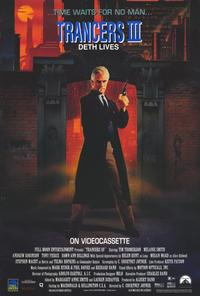 Trancers 3: Deth Lives - 27 x 40 Movie Poster - Style A
