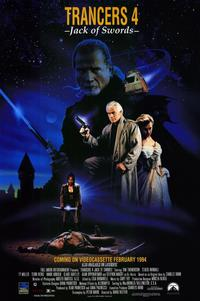 Trancers 4:  Jack of Swords - 11 x 17 Movie Poster - Style A