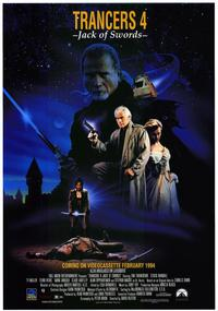 Trancers 4:  Jack of Swords - 27 x 40 Movie Poster - Style A