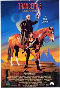 Trancers 5:  Sudden Deth - 27 x 40 Movie Poster - Style A