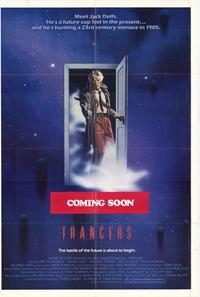 Trancers - 27 x 40 Movie Poster - Style A
