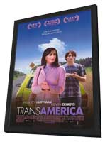 Transamerica - 11 x 17 Movie Poster - Style A - in Deluxe Wood Frame