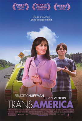 Transamerica - 11 x 17 Movie Poster - Style A