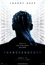 Transcendence - 27 x 40 Movie Poster - Style A
