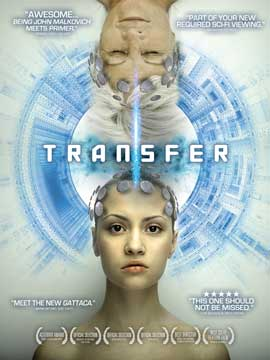 Transfer - 11 x 17 Movie Poster - Canadian Style A