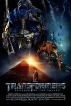 Transformers 2: Revenge of the Fallen - 27 x 40 Movie Poster - Danish Style D