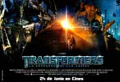Transformers 2: Revenge of the Fallen - 40 x 60 Movie Poster - Style A