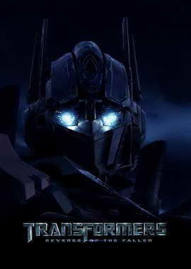 Transformers 2: Revenge of the Fallen - 27 x 40 Movie Poster - Style B