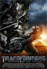 Transformers 2: Revenge of the Fallen - 11 x 17 Movie Poster - Style E