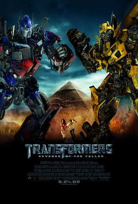 Transformers 2: Revenge of the Fallen - 27 x 40 Movie Poster - Style D