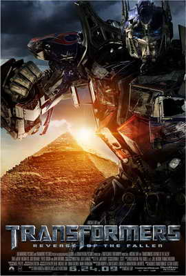 Transformers 2: Revenge of the Fallen - 27 x 40 Movie Poster - Style E