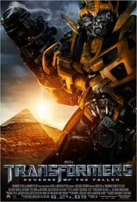 Transformers 2: Revenge of the Fallen - 27 x 40 Movie Poster - Style G