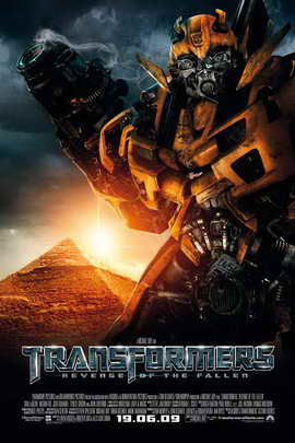 Transformers 2: Revenge of the Fallen - 27 x 40 Movie Poster - UK Style A