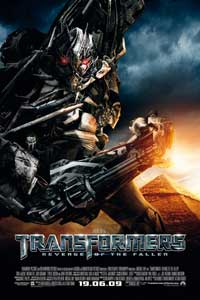 Transformers 2: Revenge of the Fallen - 27 x 40 Movie Poster - UK Style B