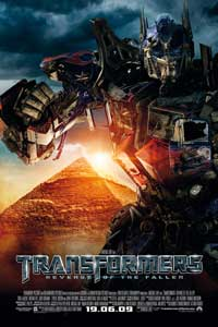 Transformers 2: Revenge of the Fallen - 27 x 40 Movie Poster - UK Style C