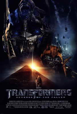 Transformers 2: Revenge of the Fallen - 27 x 40 Movie Poster - Style H