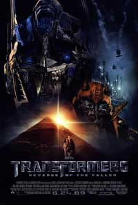 Transformers 2: Revenge of the Fallen - 43 x 62 Movie Poster - Bus Shelter Style B
