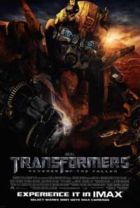 Transformers 2: Revenge of the Fallen - 43 x 62 Movie Poster - Bus Shelter Style C