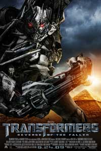Transformers 2: Revenge of the Fallen - 27 x 40 Movie Poster - Danish Style E