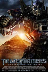 Transformers 2: Revenge of the Fallen - 11 x 17 Movie Poster - Danish Style B