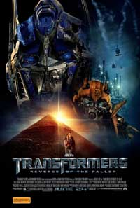 Transformers 2: Revenge of the Fallen - 11 x 17 Movie Poster - Australian Style A